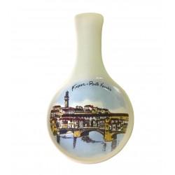 Posamestolo in ceramica Ponte Vecchio classico