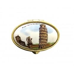 Portapillole medio PI2 Torre pendente di Pisa