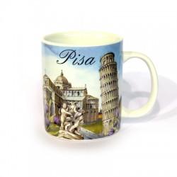 Mug in ceramica di Pisa