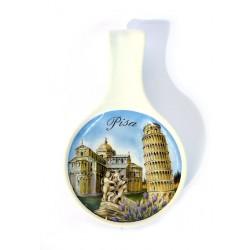 Posamestolo in ceramica di Pisa