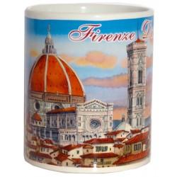 Tazza da souvenir del Duomo di Firenze FI31