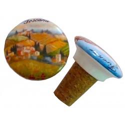Tappo da souvenir della Toscana TS2